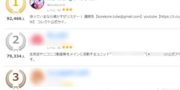 【不正】配信サイトツイキャスで閲覧の水増しができる事が発覚!コレコレが再度ツイキャス王に!
